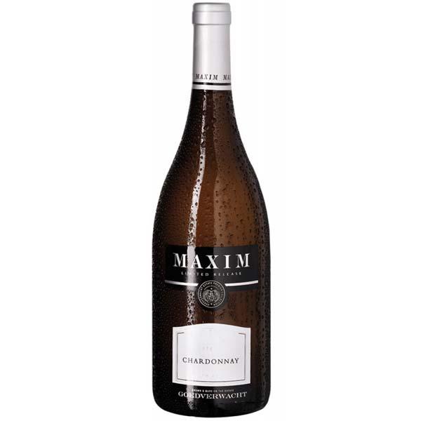 Goedverwacht MAXIM Chardonnay ESTATE WINE