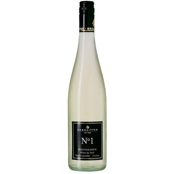 N°1 Blanc de Noir Spätburgunder Rheinhessen