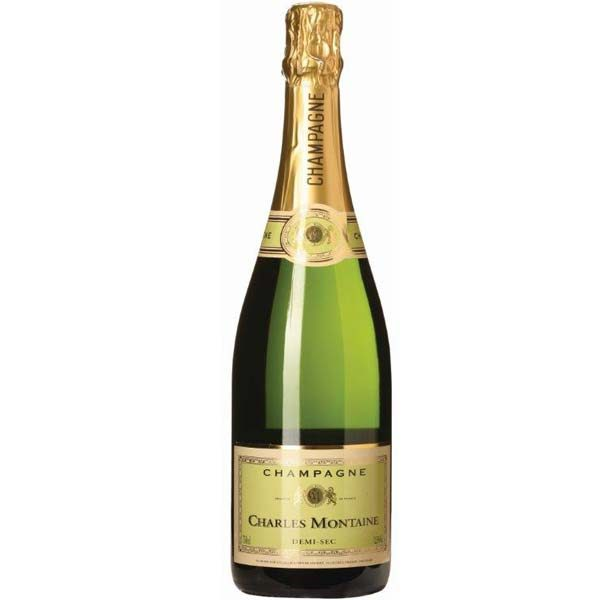 AMK1158536-Champagner-Charles Montaine-demisec-Frankreich-0,75l
