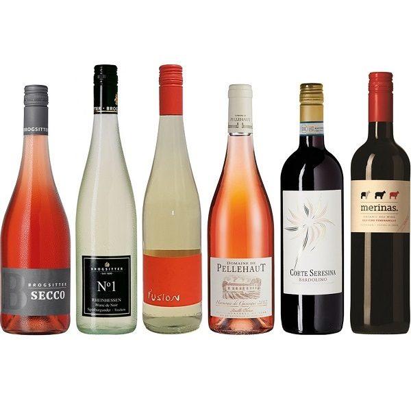 Frühlingsweinpaket 2018