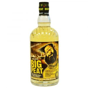 Big Peat - Islay Blended Malt Scotch Whiskey