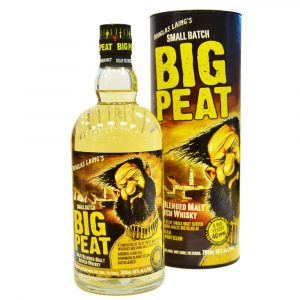 Big Peat - Islay Blended Malt Scotch Whiskey mit Schachtel