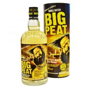 Big Peat - Islay Blended Malt Scotch Whiskey mit Schachtel