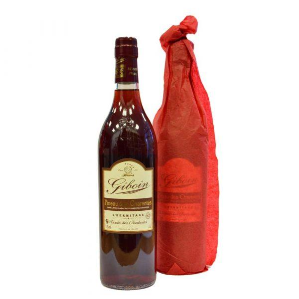 Giboin - Pineau des Charentes Rouge in Papier