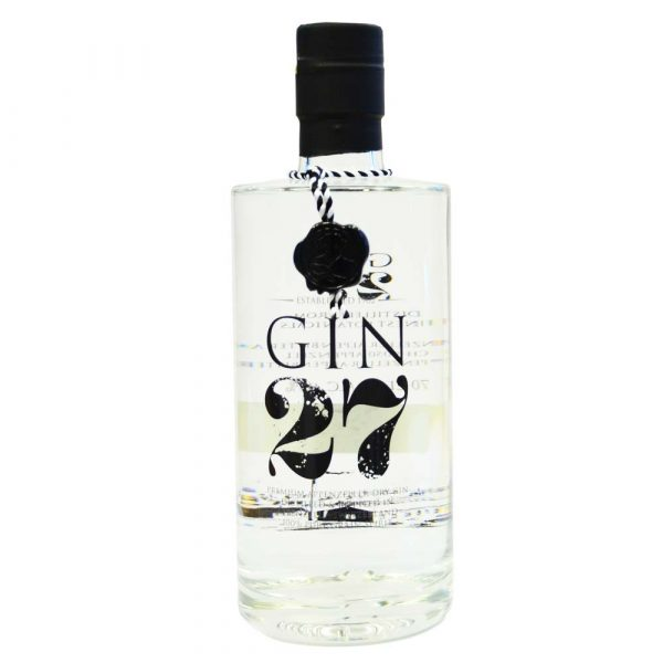 Gin 27 - Appenzell Dry Gin