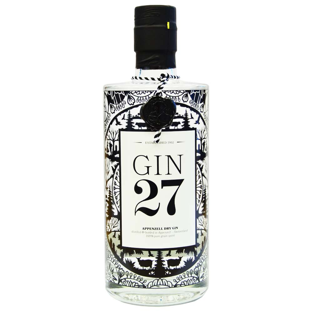 Gin 27 - Appenzell Dry Gin - Special Edition