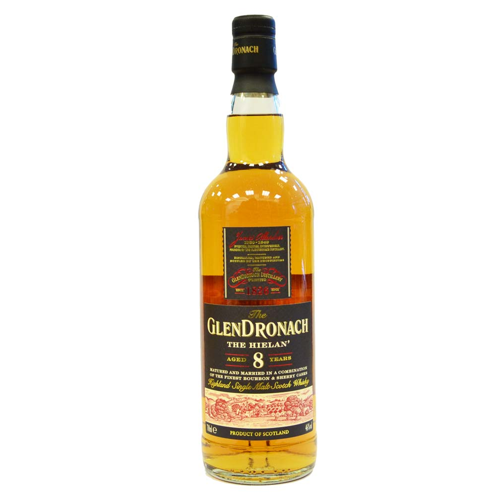 "GlenDronach ""The Hielan"" 8 years"