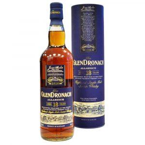 GlenDronach Allardice 18 years mit Schachtel