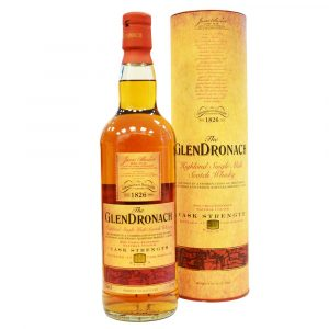 GlenDronach Cask Strength Batch 5 mit Schachtel