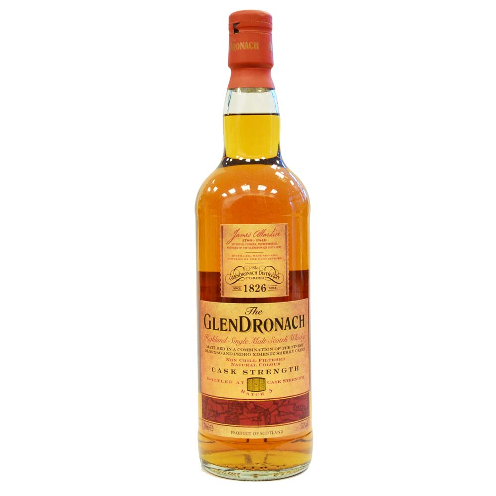 GlenDronach Cask Strength 5