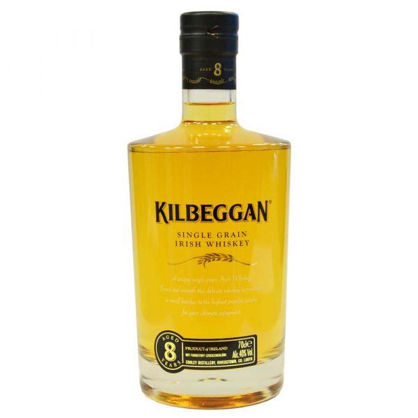 Kilbeggan 8 Single Grain Irish Whiskey
