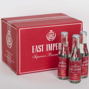 Burma Tonic Water - East Imperial - Box