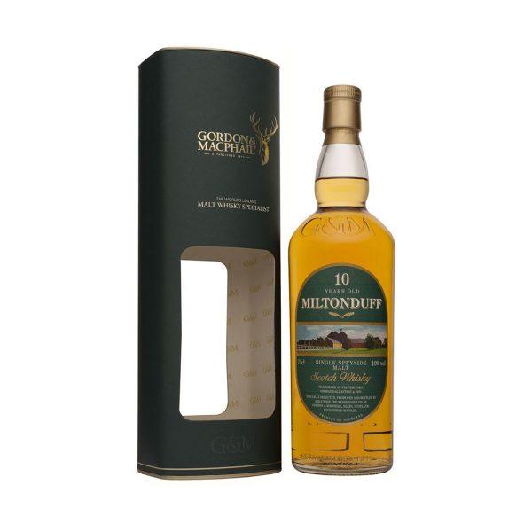 Miltonduff 10 Jahre - Gordon MacPhail Abfüllung - Single Malt Whisky aus Schottland