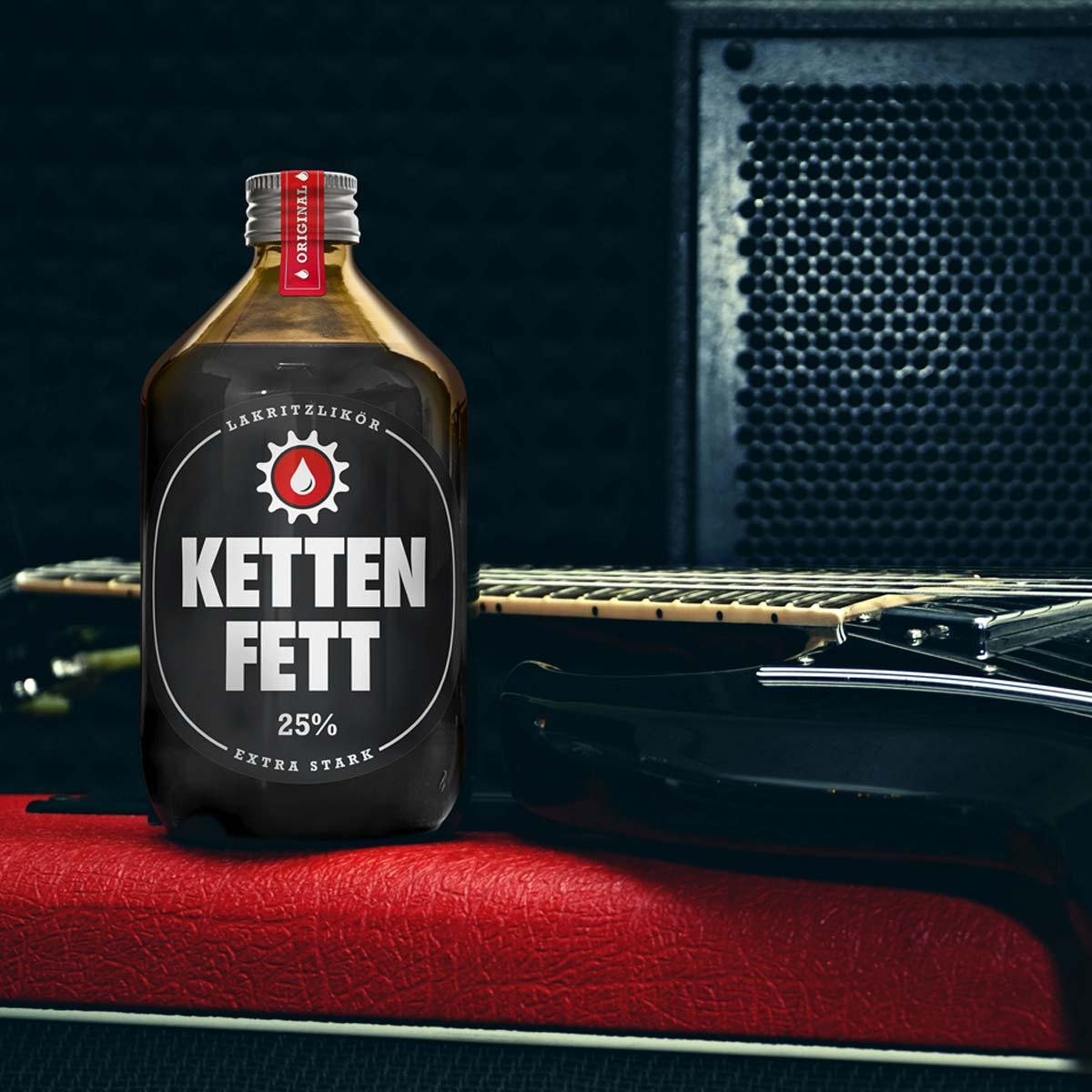 Kettenfett 500ml Kanne/Flasche Gitarre