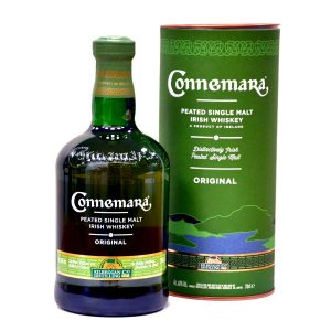 Connemara Peated - Single Malt Irish Whiskey mit Schachtel