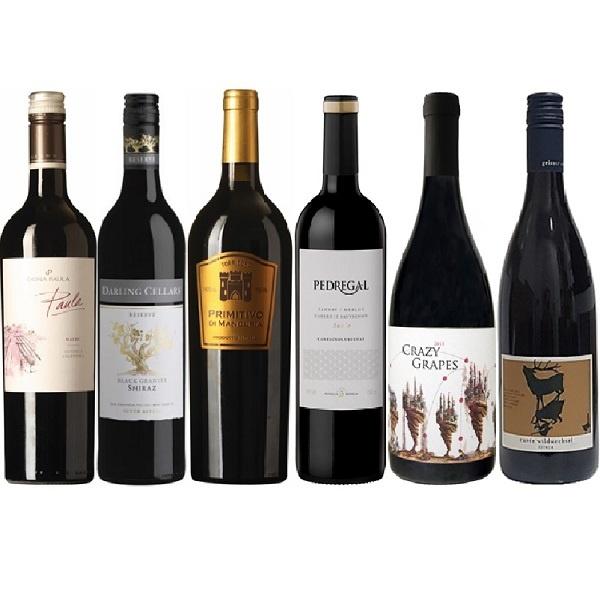 Weinpaket für die kalte Jahreszeit 2020