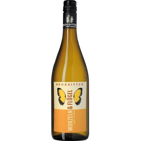 Wurzeln & Flügel - Brogsitter - Rheinhessen - Weißwein