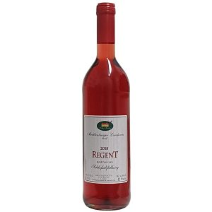 Regent 2018 Rosé - Schloßabfüllung - Schloss Rattey - Mecklenburger Landwein