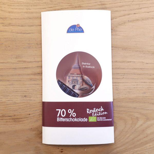 DePrie - Bitterschokolade