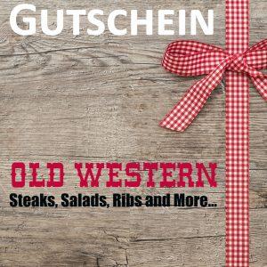 Old Western Restaurant Gutschein