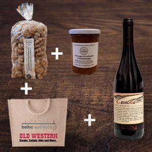Weinpaket Feinkost&Wein