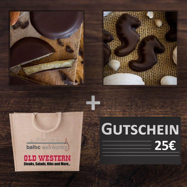 Weinpaket Feinkost+Gutschein