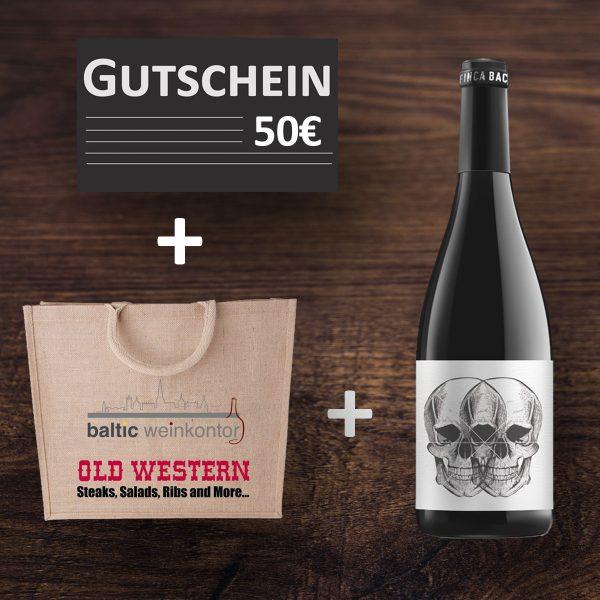 Weinpaket Gutschein&Wein