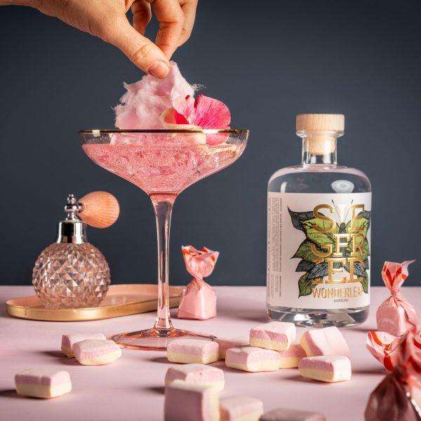 Siegfried Wonderleaf - Pink Cocktail