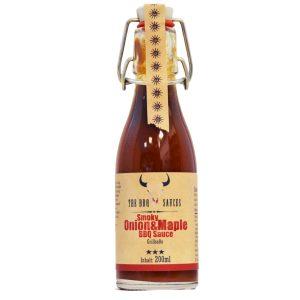 Smoky Onion&Maple - BBQ Sauce - Feuer&Glas